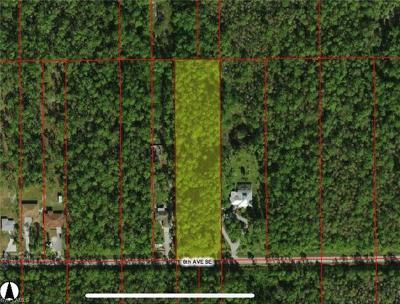 Naples Residential Lots & Land For Sale: 4785 SE 6th Ave