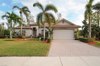 Single Family Home For Sale: 9000 Lely Island Cir