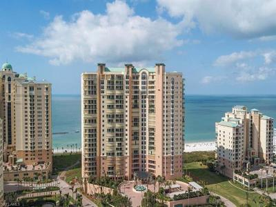 Marco Island Condo/Townhouse For Sale: 940 Cape Marco Dr #802