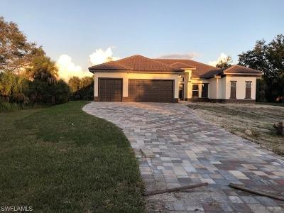 Naples Single Family Home For Sale: 522 NW 19th St