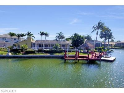Marco Island Single Family Home For Sale: 489 Marquesas Ct