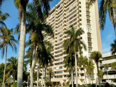Gulfview Apts Of Marco Island Condo/Townhouse For Sale: 58 N Collier Blvd #205