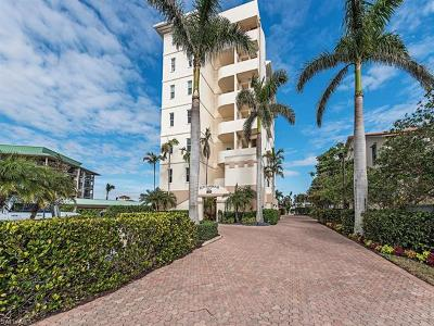 Marco Island Condo/Townhouse For Sale: 851 Collier Ct #4