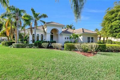 Fort Myers Single Family Home For Sale: 14580 Ocean Bluff Dr