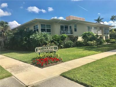 Naples FL Condo/Townhouse For Sale: $346,000