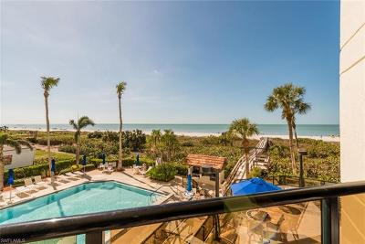 Sandcastle At Marco Beach Condo/Townhouse For Sale: 720 S Collier Blvd #103