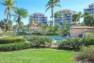 Marco Island Condo/Townhouse For Sale: 911 Panama Ct #A3