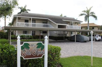 Marco Island Condo/Townhouse For Sale: 904 Panama Ct #. #1