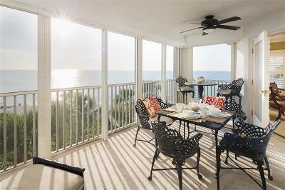 Collier County Condo/Townhouse For Sale: 9155 Gulf Shore Dr #402