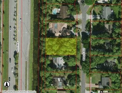 Naples Residential Lots & Land For Sale: 6201 Waxmyrtle Way