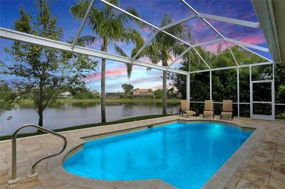 Fort Myers Single Family Home For Sale: 11061 Championship Dr
