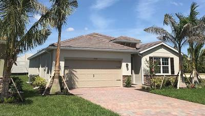 Fort Myers Single Family Home For Sale: 15200 Torino Ln