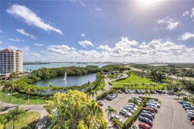 Fort Myers Beach Condo/Townhouse For Sale: 8701 Estero Blvd #806