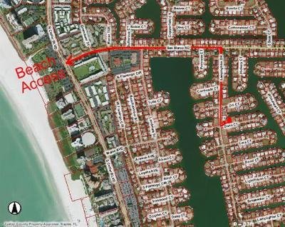 Marco Island Residential Lots & Land For Sale: 1070 Dana Ct