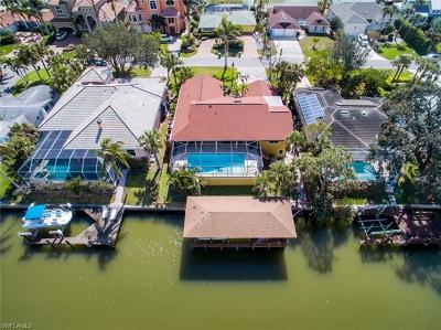 Collier County Single Family Home For Sale: 425 Germain Ave
