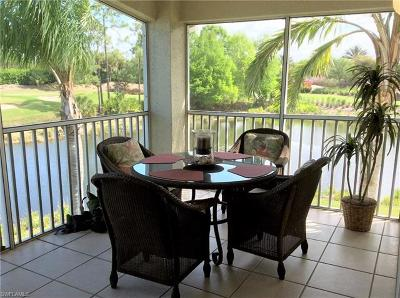 Estero Condo/Townhouse For Sale: 23825 Clear Spring Ct #2001