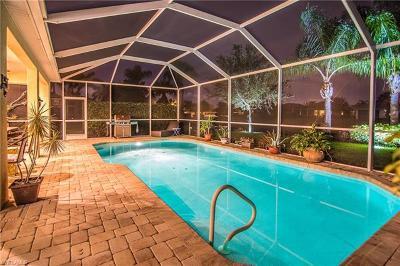 Bonita Springs Single Family Home For Sale: 15018 Danios Dr