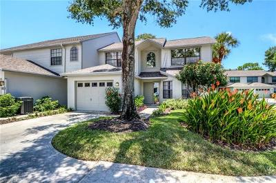 Naples Single Family Home For Sale: 800 Meadowland Dr #T