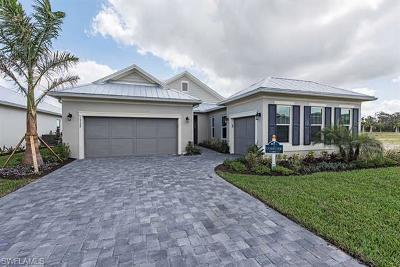 Naples Single Family Home For Sale: 14728 Windward Ln