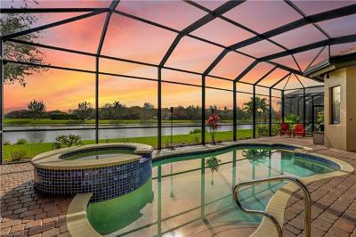 Fort Myers Single Family Home For Sale: 11851 Rosalinda Ct