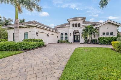 Fort Myers Single Family Home For Sale: 9588 Via Lago Way