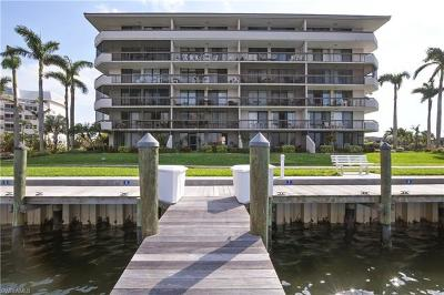 Marco Island Condo/Townhouse For Sale: 693 Seaview Ct #A-606