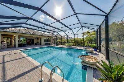 Fort Myers Single Family Home For Sale: 10258 Smokebush Ct