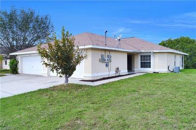 Cape Coral Single Family Home For Sale: 1411 SE 10th Ter