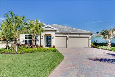 Fort Myers Single Family Home For Sale: 8920 Rails End Ct