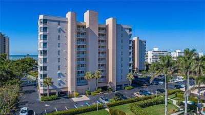 Condo/Townhouse For Sale: 11116 Gulf Shore Dr #B-302