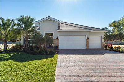 Fort Myers Single Family Home For Sale: 8911 Rails End Ct
