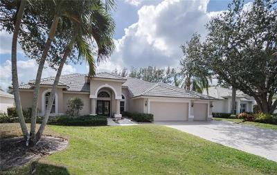Naples Single Family Home For Sale: 4282 S Inca Dove Ct
