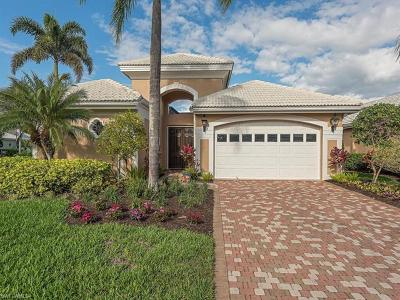 Bonita Springs Single Family Home For Sale: 3722 Ascot Bend Ct