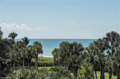 Collier County Condo/Townhouse For Sale: 10951 Gulfshore Dr #301