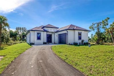 Golden Gate Estates Single Family Home For Sale: 2340 NE 12th Ave