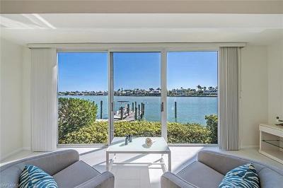 Condo/Townhouse For Sale: 2500 N Gulf Shore Blvd #S9