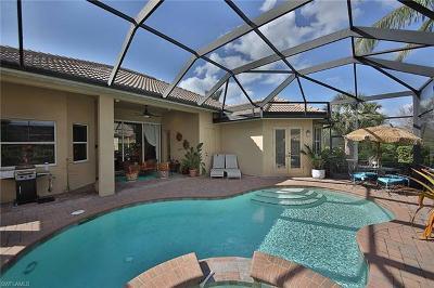 Estero Single Family Home For Sale: 20007 Markward Crossing