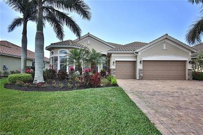 Naples Single Family Home For Sale: 8985 Quarry Dr