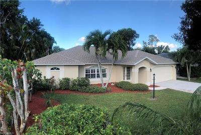 Naples FL Single Family Home For Sale: $434,900