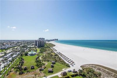 Gulfview Apts Of Marco Island Condo/Townhouse For Sale: 58 N Collier Blvd #1803