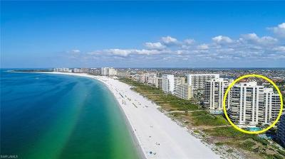Sandcastle At Marco Beach Condo/Townhouse For Sale: 730 S Collier Blvd #606