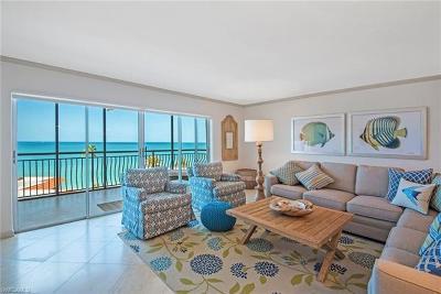 Condo/Townhouse For Sale: 3333 N Gulf Shore Blvd #601