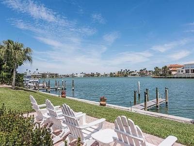 Condo/Townhouse For Sale: 3070 N Gulf Shore Blvd #104
