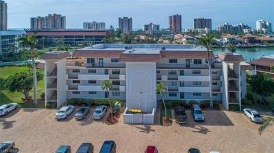 Marco Island Condo/Townhouse For Sale: 910 Huron Ct #101