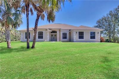 Golden Gate Estates Single Family Home For Sale: 280 SW 13th St