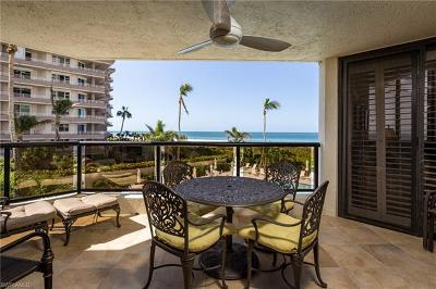 Sandcastle At Marco Beach Condo/Townhouse For Sale: 730 S Collier Blvd #105