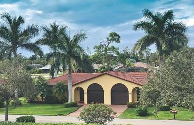 Naples Single Family Home For Sale: 1032 Forest Lakes Dr #11-A