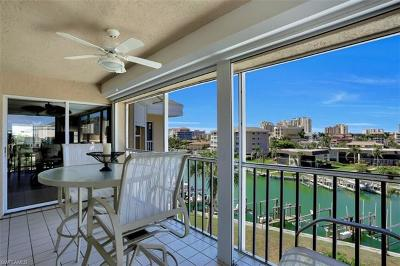 Marco Island Condo/Townhouse For Sale: 900 Collier Ct #406