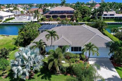 Marco Island Single Family Home For Sale: 1230 Osprey Ct
