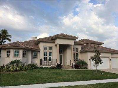 Marco Island Single Family Home For Sale: 830 Fairlawn Ct